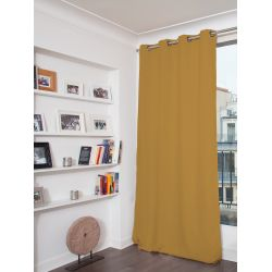 Tenda 100% Oscurante Revolution Giallo MC215