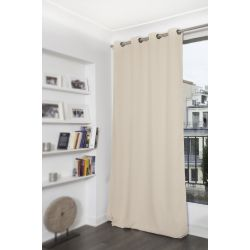 Tenda Oscurante Antifiamma Beige MC634