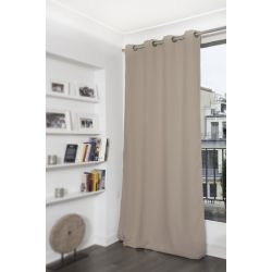 Tenda Oscurante Antifiamma Taupe MC740