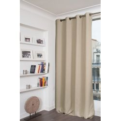 Tenda 100% Oscurante Colorado Beige MC632