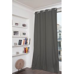 Tenda 100% Oscurante Dream Grigio MC713