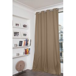 Tenda 100% Oscurante Dream Marrone MC8220