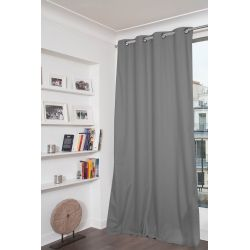 Tenda 100% Oscurante Dream Grigio MC09