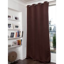 Tenda oscurante antifiamma Marrone Moondream